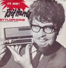 Rolf Harris stylophone advert