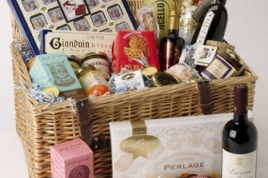 Romeo Jones can put a speciality hamper together for you