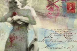 Gabriella Szulman; Memory Postcard 23