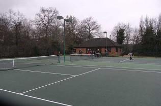Old College Lawn Tennis Club, Dulwich
