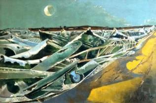 Paul Nash, Totes Meer