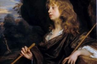 Peter Lely - A Boy as a Shepherd
