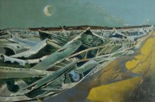 Paul Nash Totes Meer 1940-1 Tate