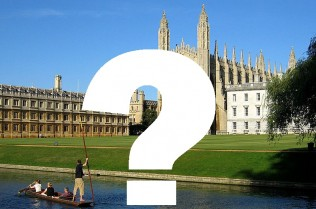 How will this affect institutions such as Cambridge?