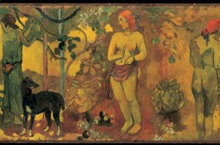 'Faa Iheihe' Paul Gauguin, Tate.