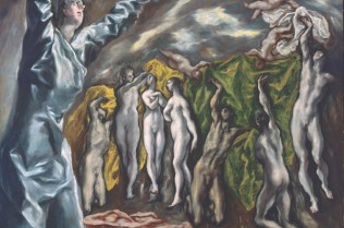 El Greco: The Vision of Saint John