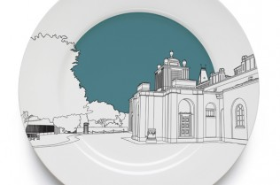 Dulwich Picture Gallery Plate £28