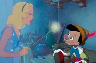 BFI workshop pinocchio