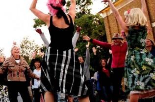 Push studios leads the dancing