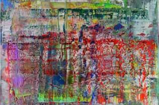 Gerhard Richter. Abstract Painting [Abstraktes Bild] 1990 (CR:724-4) Private Collection © Gerhard Richter