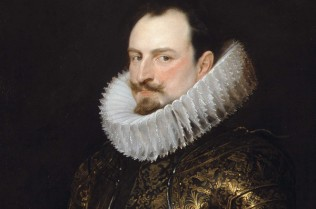 This portrait of the viceroy is the main reason why Van Dyck travelled to Palermo. Emanuele Filiberto died of the plague only a few months after the portrait was finished