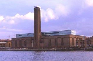 Tate Modern - Image thanks to Vanessa Gebbie Blog