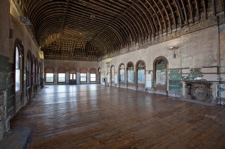 Old Waiting Room (later Billiard Hall), Peckham Rye Station.