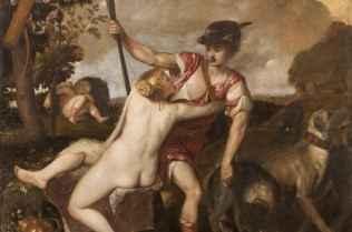 Titian Venus and Adonis