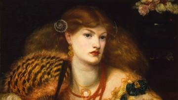 Rossetti's Monna Vanna was given to Tate Collection via the Art Fund