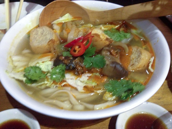 mamalan tofu