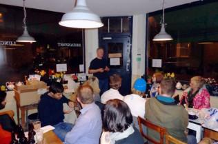 Dulwich Vegans Meeting