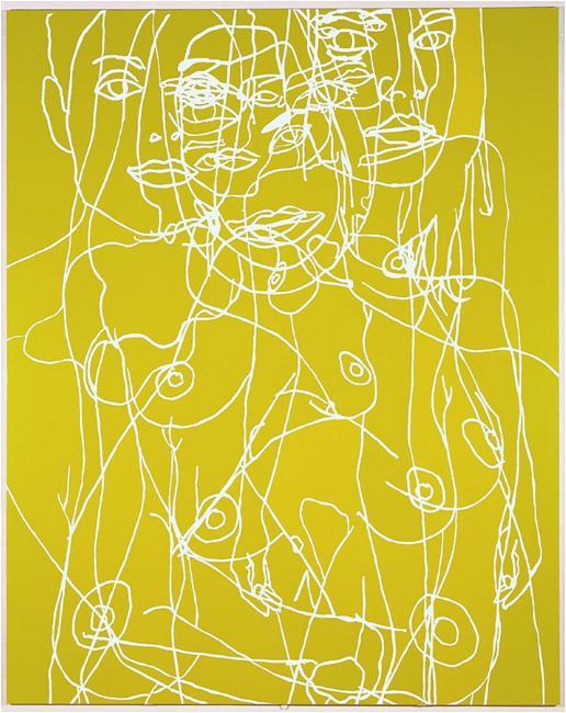 Gary Hume, Water Painting, 1999, Tate