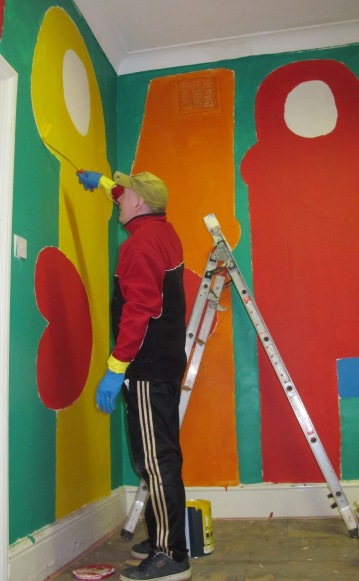 webThierry Noir in the ArtHouse