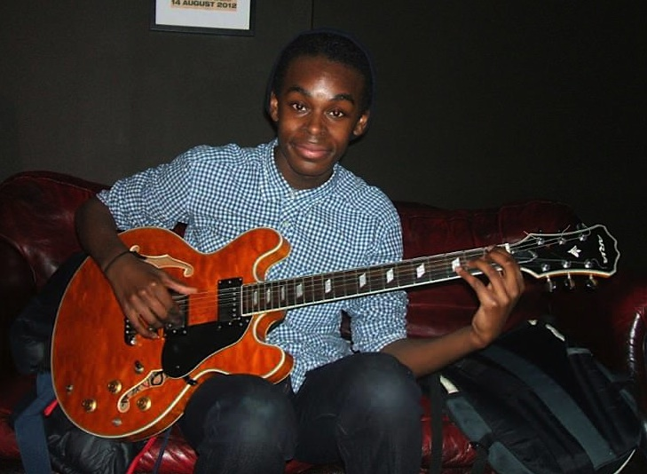 Jazz performer 1