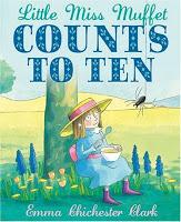 Village Books Little Miss Muffet Counts To Ten