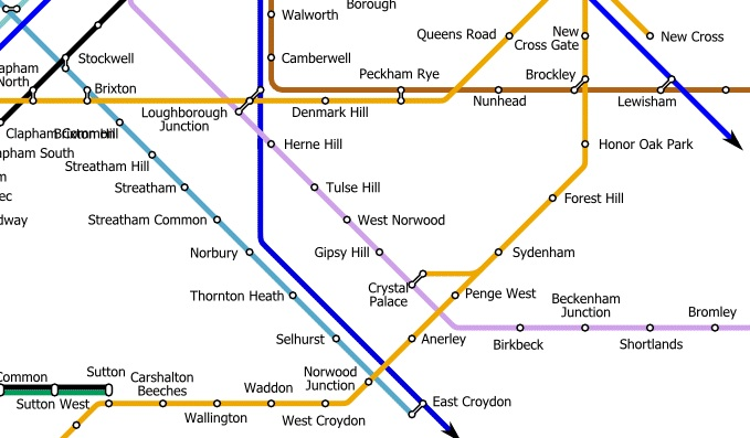 Extending the Tube to Camberwell & Peckham – yes or no