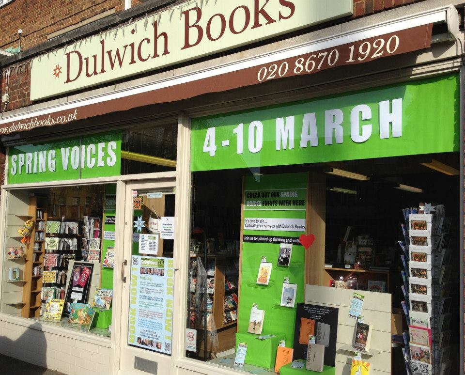 Our lovely bookshop