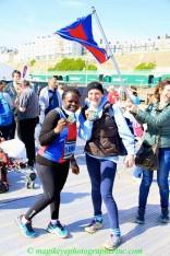 Lucia and Clarice Marathon