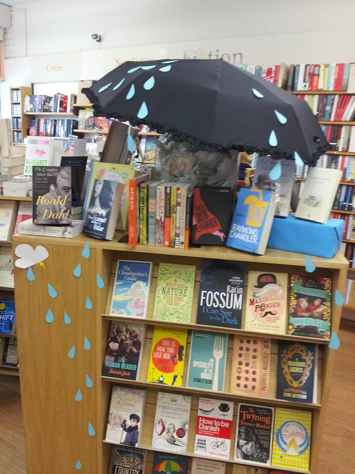Rainy day reads at Dulwich Books