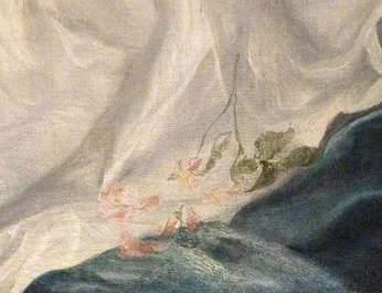 Rose Venetia Lady Digby on her Deathbed 1633 by van Dyck. dpg194