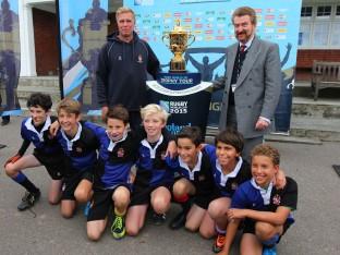 Webb-Ellis-Trophy-Dulwich-College master and boys