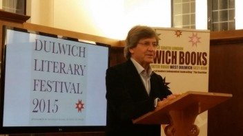 A special evening with Melvyn Bragg as he shares the story of the peasants revolt to a packed house