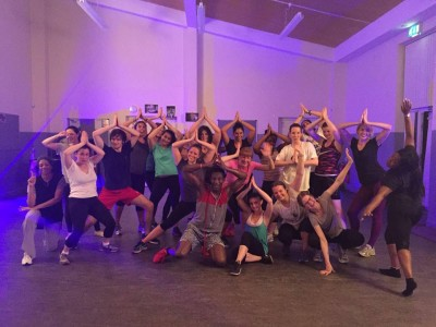 Monday's evening Shake that Zumba class in Brixton!