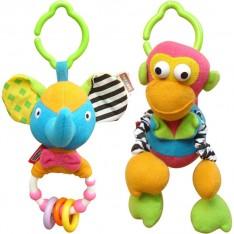 Animal-Models-Baby-Plush-Toys-Crib-Stroller-Car-Seat-Cot-Lathe-Hanging-Baby-Boys-Girls-Play