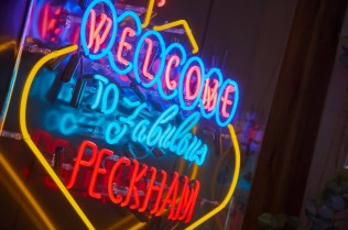Brilliant Neon Ltd are bringing their happy neon for happy people to Peckham Festival!