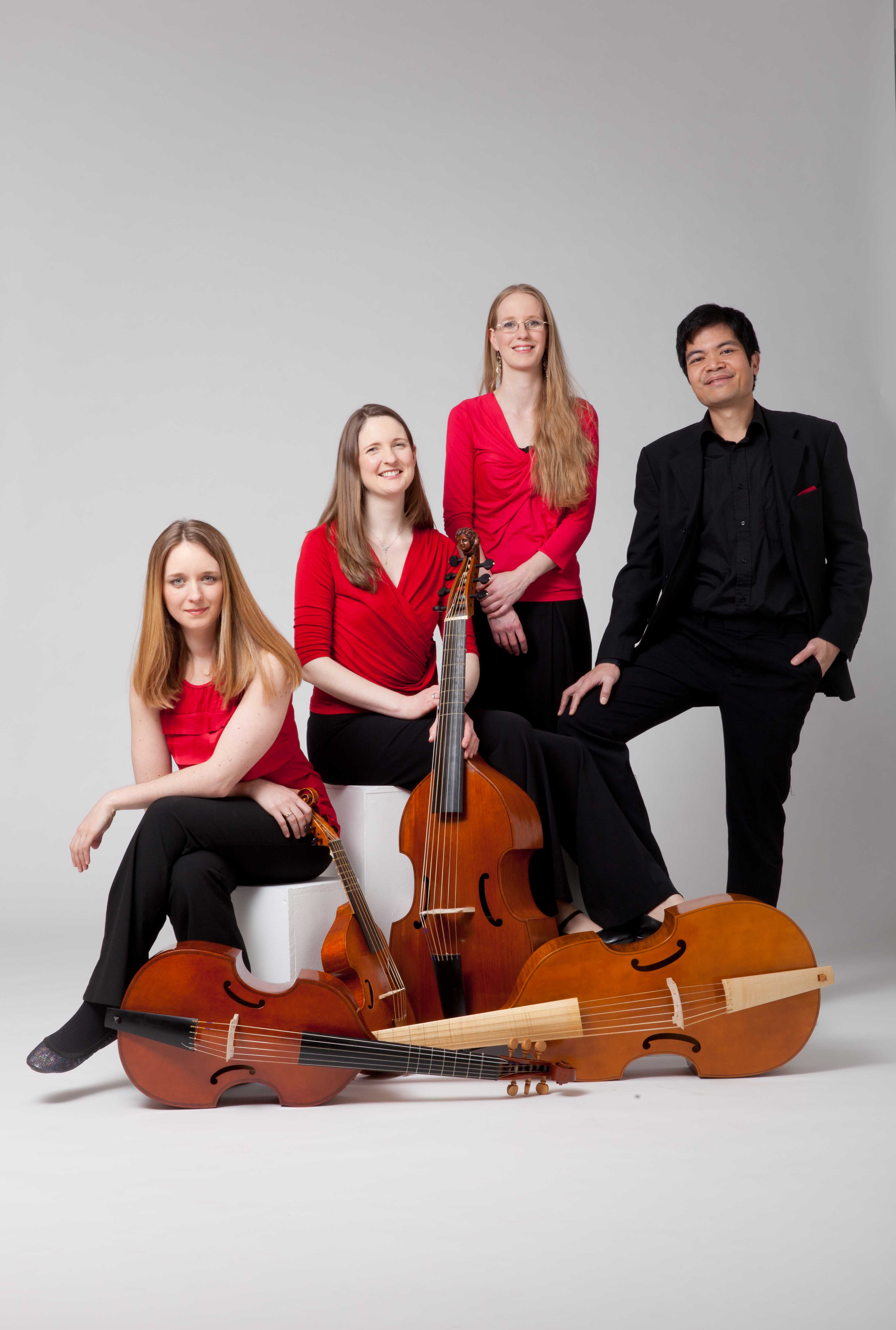 The Chelys Consort, performing on 12th