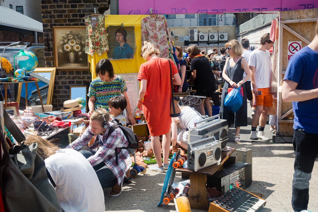 Peckham Salvage Yard March 2