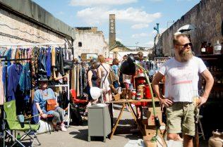 Peckham Salvage Yard March 4