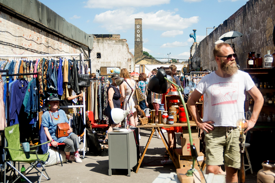 Peckham Salvage Yard March 4